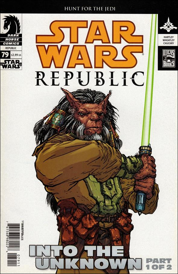 Star Wars/Star Wars Republic 79-A by Dark Horse
