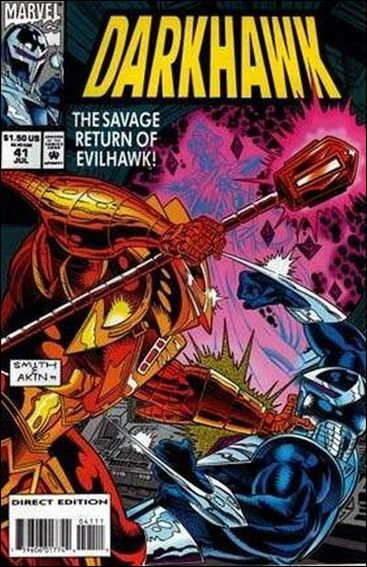 Darkhawk 41-A by Marvel