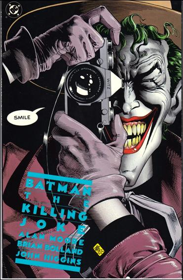 Batman: The Killing Joke 1-H by DC