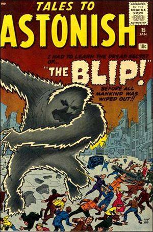 Tales to Astonish (1959) 15-A