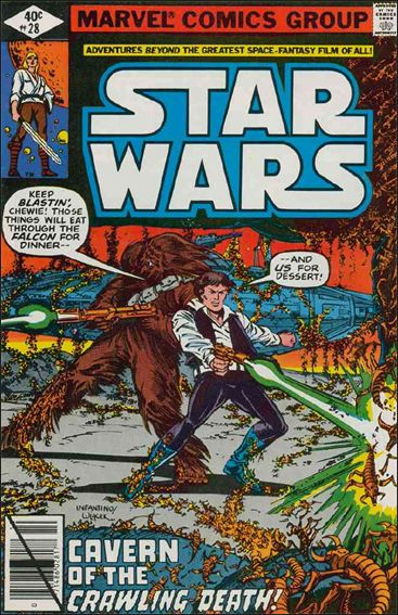Star Wars (1977) 28-A by Marvel