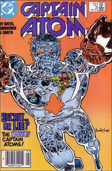 Captain Atom (1987) 3-A by DC