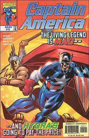 Captain America (1998) 5-A
