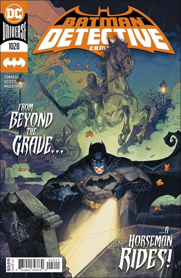 Detective Comics (1937) 1028-A by DC