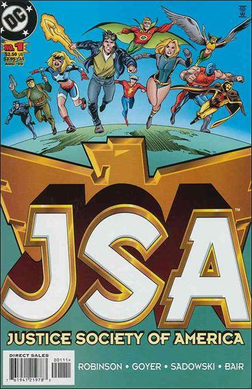 JSA 1-A by DC