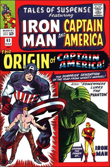 Tales of Suspense (1959) 63-A by Marvel