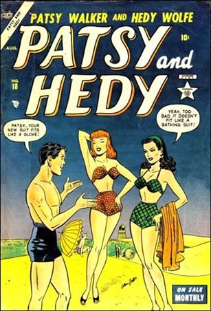 Patsy and Hedy 18-A