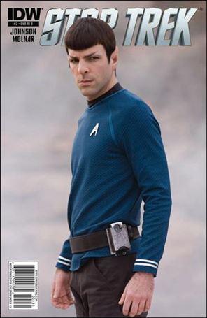 Star Trek (2011) 2-D