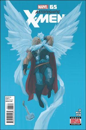 Astonishing X-Men (2004) 65-A