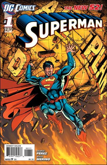 Superman (2011) 1-A by DC