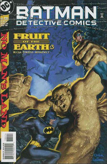 Detective Comics (1937) 735-A by DC