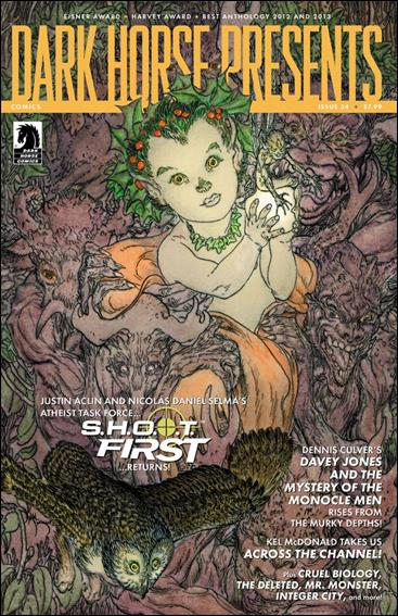 Dark Horse Presents (2011) 34-A by Dark Horse