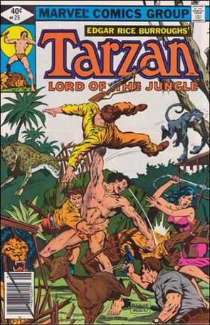 Tarzan (1977) 25-A