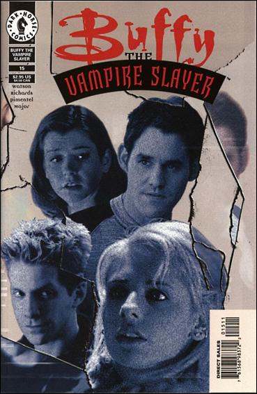 Buffy the Vampire Slayer 15-B by Dark Horse