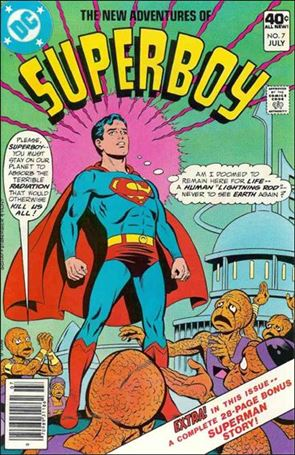 New Adventures of Superboy 7-A