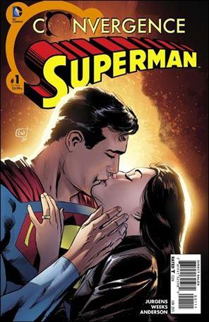Convergence Superman 1-A