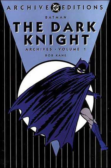 Batman: The Dark Knight Archives 1-A by DC