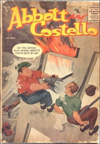 Abbott and Costello (1948) 29-A by St. John