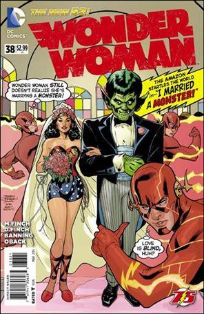 Wonder Woman (2011) 38-B