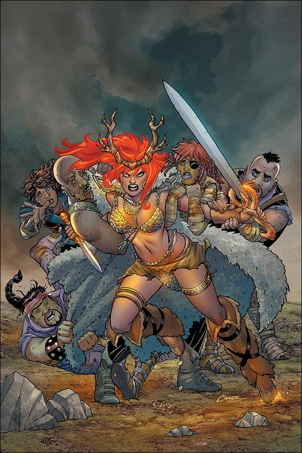 Red Sonja (2019) 6-K by Dynamite Entertainment