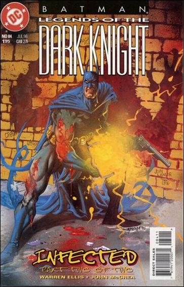 Batman: Legends of the Dark Knight 84-A by DC