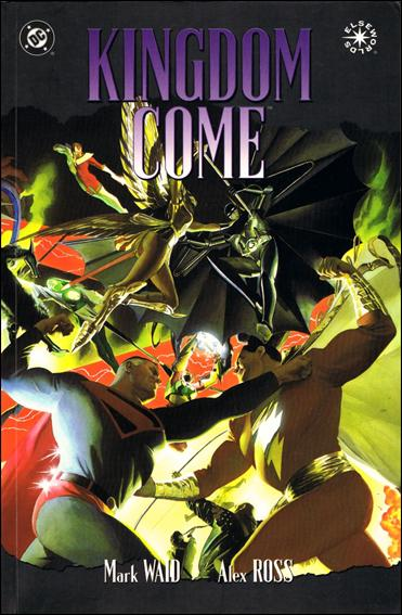 Kingdom Come 1-F by DC