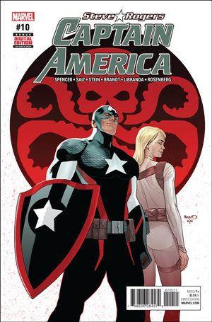 Captain America: Steve Rogers 10-A