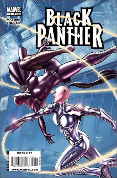 Black Panther (2009) 9-A by Marvel
