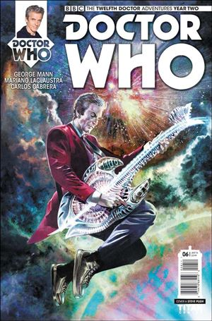 Doctor Who: The Twelfth Doctor Year Two 6-A