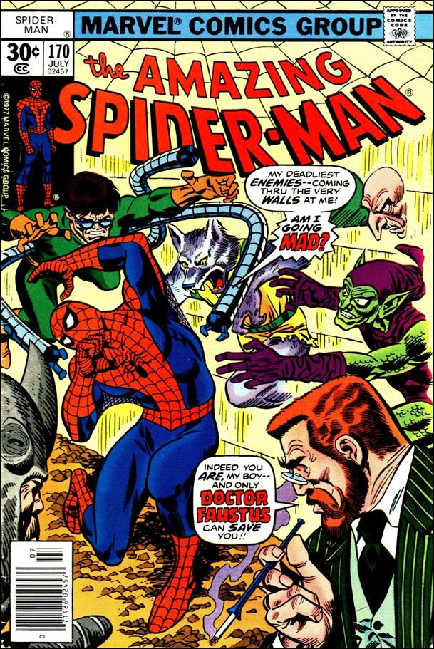 Amazing Spider-Man (1963) 170-A by Marvel
