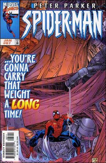 Spider-Man 87-A by Marvel