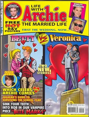 Life with Archie (2010) 2-A
