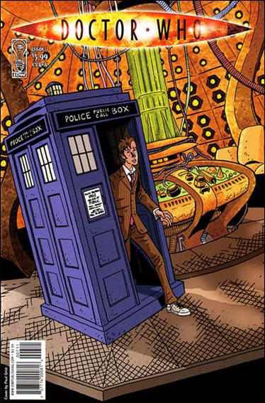 Doctor Who (2009) 7-A by IDW
