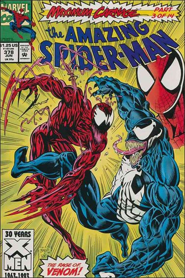 Amazing Spider-Man (1963) 378-A by Marvel