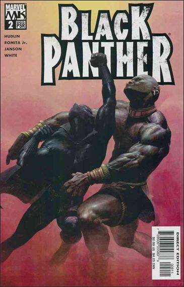 Black Panther (2005) 2-A by Marvel