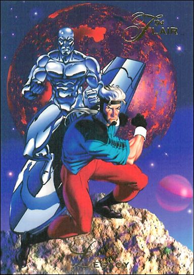 Marvel Annual Flair '94 (Base Set) 133-A by Fleer