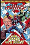 Captain Confederacy (1986) 1-A