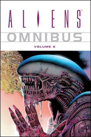 Aliens Omnibus 5-A by Dark Horse
