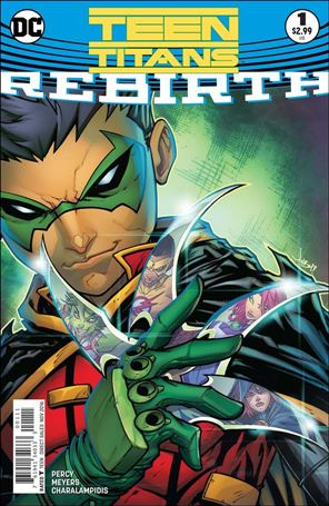 Teen Titans: Rebirth 1-A