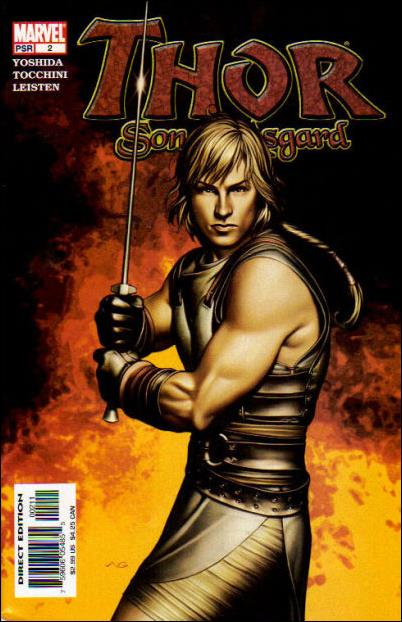 Thor: Son of Asgard 2-A by Marvel
