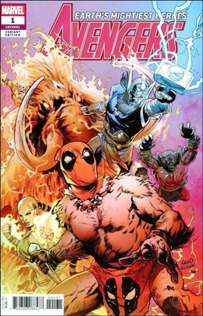 Avengers (2018/07) 1-C