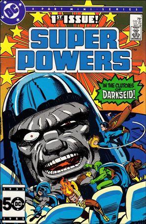 Super Powers (1985) 1-A