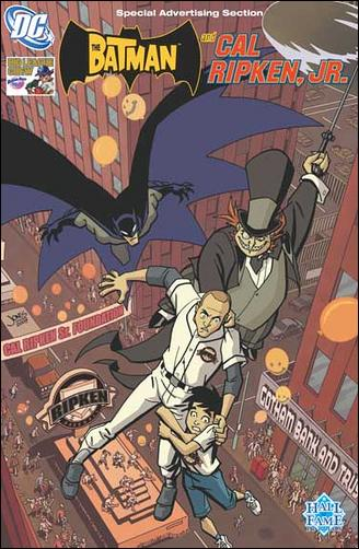 Batman and Cal Ripken, Jr. Hall of Fame Edition nn-B by DC