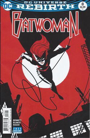 Batwoman (2017) 8-B