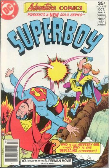 Adventure Comics (1938) 453-A by DC