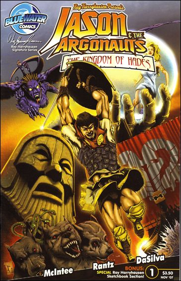 Jason and the Argonauts: The Kingdom of Hades 1-A by Bluewater Comics