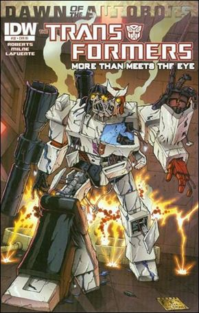 Transformers: More Than Meets the Eye (2012) 32-C