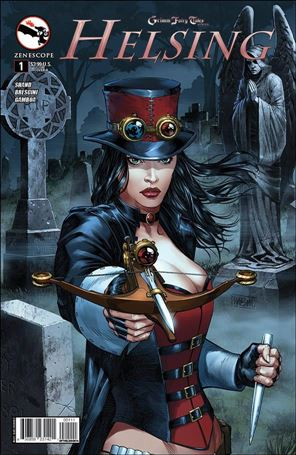 Grimm Fairy Tales Presents Helsing 1-A