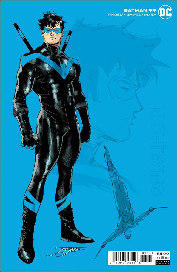 Batman (2016) 99-C by DC