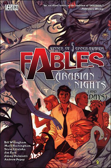 Fables 7-A by Vertigo